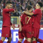 Highlights Pertandingan Polandia vs Prancis