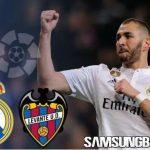 Preview Real Madrid vs Levante: Panaskan Mesin Gol