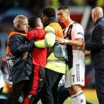 Cristiano Ronaldo Tersentuh Dengan Sambutan Hangat Old Trafford
