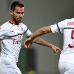 Highlights Pertandingan Sassuolo vs AC Milan