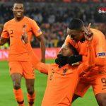 Dalam Satu Malam, Belanda Hajar Dua Juara Dunia