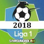 Jadwal Pertandingan Pekan 32 Liga 1 2018, Jumat-Senin (23-26 November)
