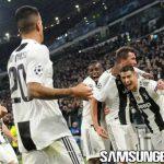 Kolaborasi Ronaldo dan Mandzukic Antar Juventus Lolos ke 16 Besar