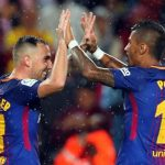 Barcelona Akan Pulangkan Paulinho dan Alcacer