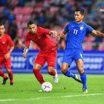Timnas Indonesia Tersungkur di Kandang Thailand