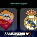 Jelang AS Roma vs Real Madrid: Berkunjung ke Tempat Angker