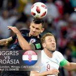 Preview Inggris vs Kroasia: Siapa Lebih Mengancam?