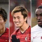 Kashima Dominasi Nominasi Pemain Terbaik Asia 2018