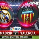Prediksi Real Madrid vs Valencia.