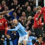 Highlights Pertandingan Manchester City vs Manchester United