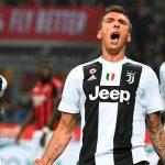 Highlights Pertandingan AC Milan vs Juventus
