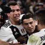 Cuplikan Pertandingan Juventus vs Valencia