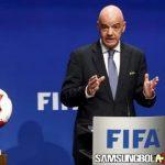 Ketua PSSI Absen, Presiden FIFA Komentari Sepak Bola Indonesia