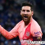 Cetak Dua Gol Indah, Messi : Saya Hanya Beruntung