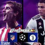 Mengaku Tak Beruntung, Tapi Juventus Percaya Diri Hadapi Atletico
