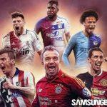 Enam Pemain Labrak Mantan di Babak 16 Besar Liga Champions
