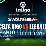 Prediksi Celta Vigo Vs Leganes 15 Desember 2018