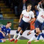 Cuplikan Pertandingan Leicester City vs Tottenham Hotspur