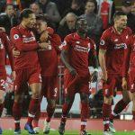 Highlights Pertandingan Liverpool vs Arsenal