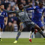 Cuplikan Pertandingan Chelsea vs Leicester