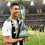 Antarkan Juventus Menjadi Juara, Cristiano Ronaldo Telah Menangkan Empat Trofi Supercoppa Dengan Negara Berbeda