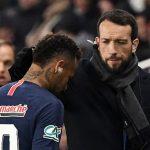 Neymar Diragukan Turun Hadapi Manchester City