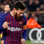 Lionel Messi Jadi Pemain Pertama Koleksi 30 Gol di Lima Liga Top Eropa