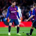 Jadi Penyelamat Barcelona, Berikut Ini Catatan Gemilang Lionel Messi