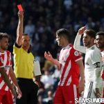 Real Madrid Takluk di Tangan Girona, Ramos Kartu Merah
