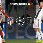 Juventus dan Atletico Madrid Bakal Adu Tajam Lini Serang