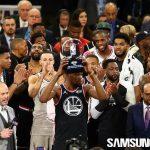 Tm LeBron Menangi NBA All Star 2019, Durant Bawa Pulang Penghargaan MVP