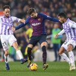 Sering Bermain Buruk, Gerard Pique Khawatir Barcelona Dikalahkan Lyon