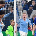 Menang Dramatis Atas Schalke, Laporte Puji Perfoma Gemilang Sane