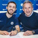 Bernardo Silva Resmi Perpanjang Kontrak Bersama Manchester City