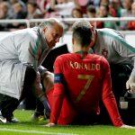 Juventus Mengklaim Ronaldo Tidak Alami Cedera Parah
