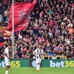 Bertandang Ke Markas Genoa, Juventus Menelan Kekalahan Perdana Musim Ini