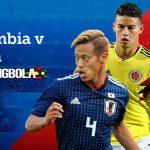 Prediksi Skor Jepang vs Kolombia 22 Maret 2019