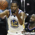 Kevin Durant Ngamuk Bawa Warriors Gebuk Clippers