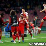 Kalahkan Napoli, Arsenal Melenggang ke Semifinal