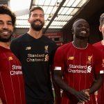 Jelang Pergantian Musim, Liverpool Rilis Jersey Baru Musim Depan
