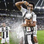 Juventus Resmi Juara Serie A Musim 2018-2019