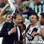 Rekor Baru Juventus Setelah Rebut Gelar Serie A 2018/2019
