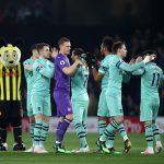 Raih Poin Penuh, Arsenal Tempel Tottenham Rebut Posisi 3 Klasemen