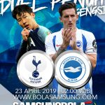 Prediksi Tottenham vs Brighton Hove Albion 24 April 2019