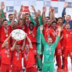 Laga Penentu, Bayern Munchen Sukses Pastikan Gelar Juara Bundesliga 2018-19