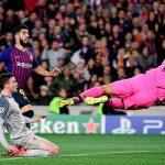 Hancurkan Barcelona Jadi Cerita Menarik Dalam Hidup Alisson