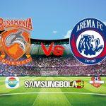 Tampil Meyakinkan, Borneo FC Tumbangkan Arema 2-0
