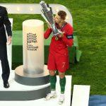 Ronaldo Rebut Trofi ke-31, Jumlahnya Masih Kalah dari Messi