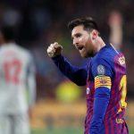 Lionel Messi Jadi Top Skor Liga Champions 2018/2019