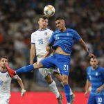 Hasil Yunani vs Italia: Gli Azzurri Bekuk Ethniki 3-0